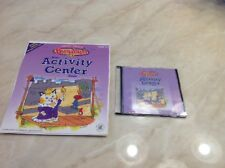 RICHARD SCARRY'S BEST ACTIVITY CENTER EVER (Windows & Mac PC, 1999) DISC CLEANED