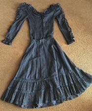 Vampire Pirate Buccaneer Women's Halloween Dell Originals Los Angeles Costume
