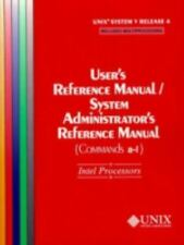 UNIX(r) System V Release 4 User's Reference Manual/System Administrator's