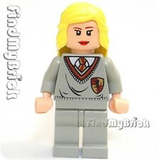 HP126 II - Lego Harry Potter Custom Luna Lovegood Custom Minifigure - NEW