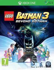 LEGO BATMAN 3 Beyond Gotham Xbox One * NUOVO SIGILLATO PAL *