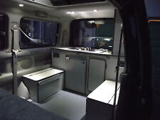"Mazda Bongo ""Outback"" Removable Rear Kitchen conversion - camper regius granvia"