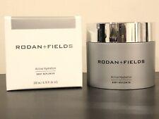 Rodan + Fields Active Hydration Body Replenish, 200ml 6.7 Oz.  NEW IN BOX.