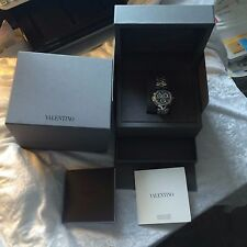 Valentino V51LCQ9909-5009 Stainless Steel Quartz Men's Watch NIB