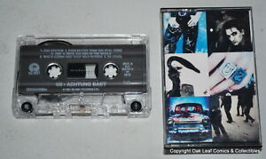 U2 Achtung Baby Cassette open used. See photo for play lists if visible