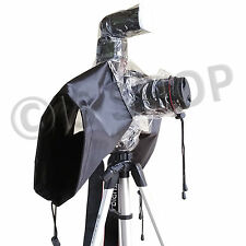 Rainproof Camera Protector Rain Cover Case for DSLR Canon Nikon Olympus Pentax
