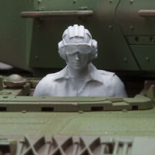 SOL RESIN FACTORY, SCALE 1:35,  Bundeswehr Tank Driver (1 FIGURE), cat.no.MM281