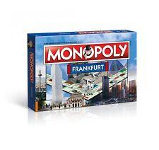 Original Monopoly Frankfurt City Edition Stadtedition Stadt Brettspiel Spiel NEU