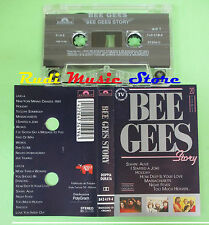 MC BEE GEES Story italy POLYDOR 843 419-4 ROBIN BARRY M.GIBB cd lp dvd vhs **