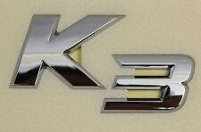 Kia Forte Cerato -K3- Trunk Rear Logo Emblem Badge OEM Genuine Parts, 1EA