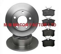 VW Passat |1996-2005| Saloon/Estate Rear Brake Discs & Pads