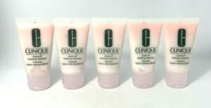 Lot/5 Clinique Rinse Off Foaming Cleanser ~ 1 oz x 5 ~
