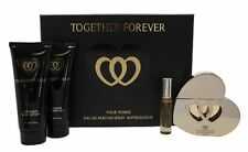 LAURELLE TOGETHER FOREVER 100ML EDP 4 PIECE GIFT SET BRAND NEW & SEALED