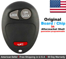 1x OEM Replacement Keyless Entry Remote Key Fob For GMC Pontiac Chevy Hummer