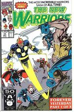 Marvel #011 - May 91 - The New Warriors -5.0 - Used