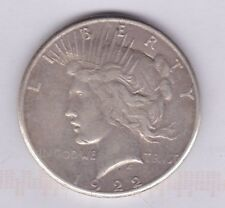 USA 1922S SILVER PEACE DOLLAR IN GOOD FINE OR BETTER CONDITION