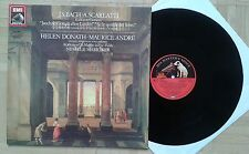 T268 BACH SCARLATI CANTATAS DONATH ANDRE MARRINER EMI DIGITAL