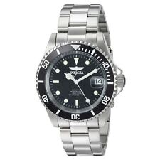 Invicta 24760 Men's Pro Diver Automatic Black Dial Steel Bracelet Dive Watch