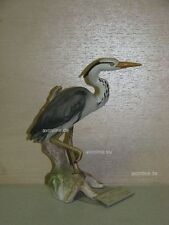 +# A015502_25 Goebel Archiv Muster Bunte Vogelwelt Fischreiher Heron 38-164