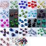 Free shipping 32 PCS (8 mm) swarovski crystal 5040# Rondelle Beads