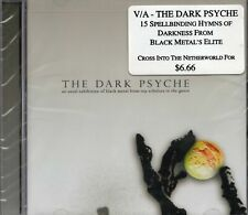The Dark Psyche CD (Black Metal) Darkthrone/Enslaved/Immortal/Arcturus/Agalloch