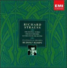 Richard Strauss: Orchestral Works (CD, Oct-1999, 9 Discs, Angel Records)