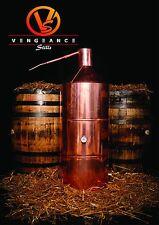 40 Gallon Copper Whiskey Moonshine Still from Vengeance Stills ON SALE