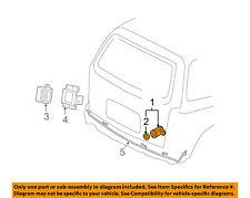 Chevrolet GM OEM 05-08 Uplander Electrical-Distance Sensor 89047102