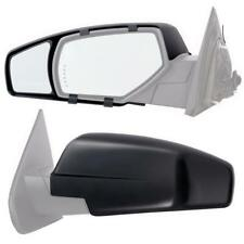 Snap Zap Clip-On Towing Mirrors (Pair) 14-17 Chevrolet GMC Full Size Trucks