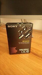 Sony - Walkman DD II - WM-DDII - Black