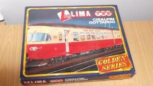 AM53: Vintage Lima 149812 HO Gauge 4 Car Pack SBB CFF TEE Cisalpin Gottardo