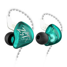 KZ ZST X 1BA+1DD HIFI Dynamic Bass Music With Silver-plated Cable In-ear Headset