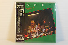 MONEY: FIRST INVESTMENT ~ JAPAN MINI LP CD~ AUTHENTIC, VERY RARE, OOP
