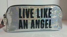"NWT Victoria's Secret ""FASHION SHOW LONDON"" Angel Cosmetic Bag Small"