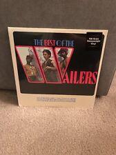 The Wailers The Best Of Wailers Lp Reissue 180 Gram Bob Marley Bunny Wailer