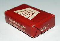 Contemporary Hotel Room Bar Soap DIAL Walt Disney World 1971 Unopened Toiletry