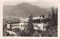 Russia, Ukraine, Crimean Peninsula, Yalta, Building Scene, Old Postcard 1961