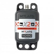 MYLAPS X2 Direct Power Transponder + 1 Year Subscription (AMB-X2TRANS-1-DIRECT)