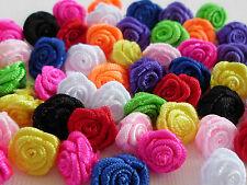 100! magnífico Rosas cinta de raso - 10MM-Gran Clásico Color Rosa Mezcla!