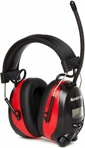 Nordstrand Ear Defenders AM/FM Radio, Protection Muffs Headphones, Phone Ready
