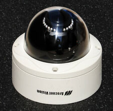 Arecont Vision 5 MegaPixel IP Dome Camera. Model: AV5255PMIR-SH