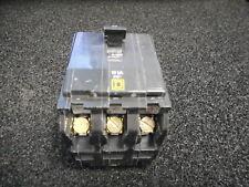 Square D 30 Amp Type Ab-5953 Type Tip/0 Q0 10Ka 240V Three Pole Breaker >