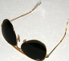 Vintage Ray Ban B&L Aviator Sunglasses NICE FAST FREE SHIP USA