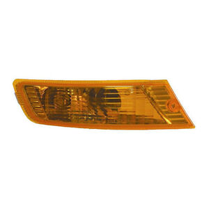 RIGHT Upper Turn Signal - Fits 05-07 Jeep Liberty Marker Lamp - NEW
