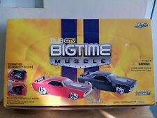 jada toys 1/24 diecast bigtime muscle 1970 plymouth cuda small spot of humility