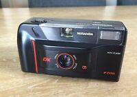 Vintage Miranda P700 AUTO FLASH 35mm Film Camera LOMO