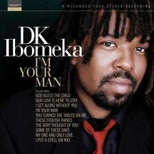 Dk Ibomeka - I M Your Man CD NUOVO