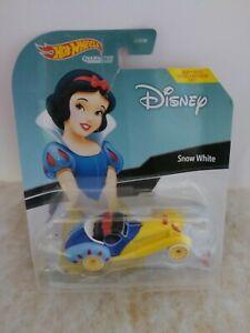 Mattel Disney Hot Wheels Animation Character Snow White