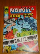 MIGHTY WORLD OF MARVEL #317 1978 OCTOBER 25 BRITISH