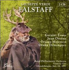 VERDI, G.-FALSTAFF (UK IMPORT) CD NEW
